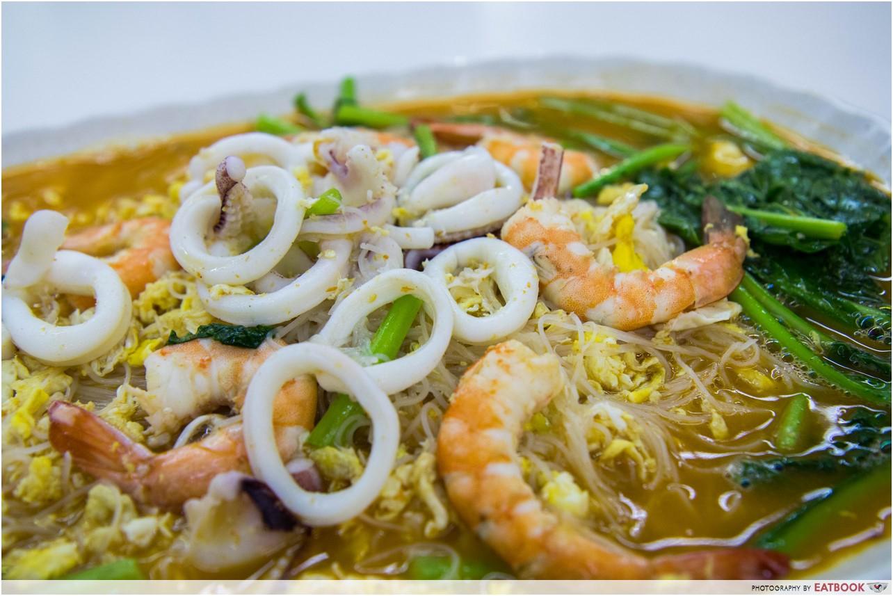 chun kee - sambal bee hoon