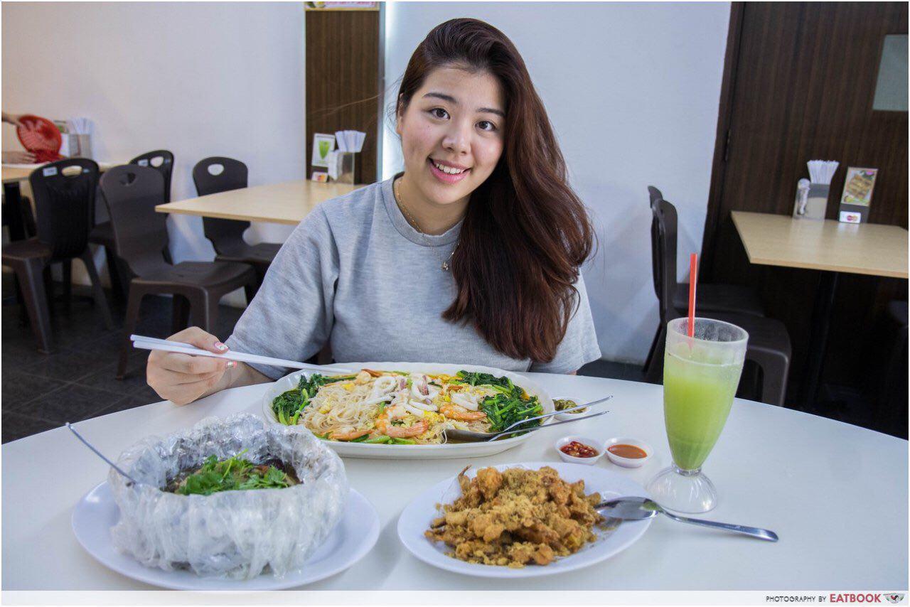 chun kee - dishes