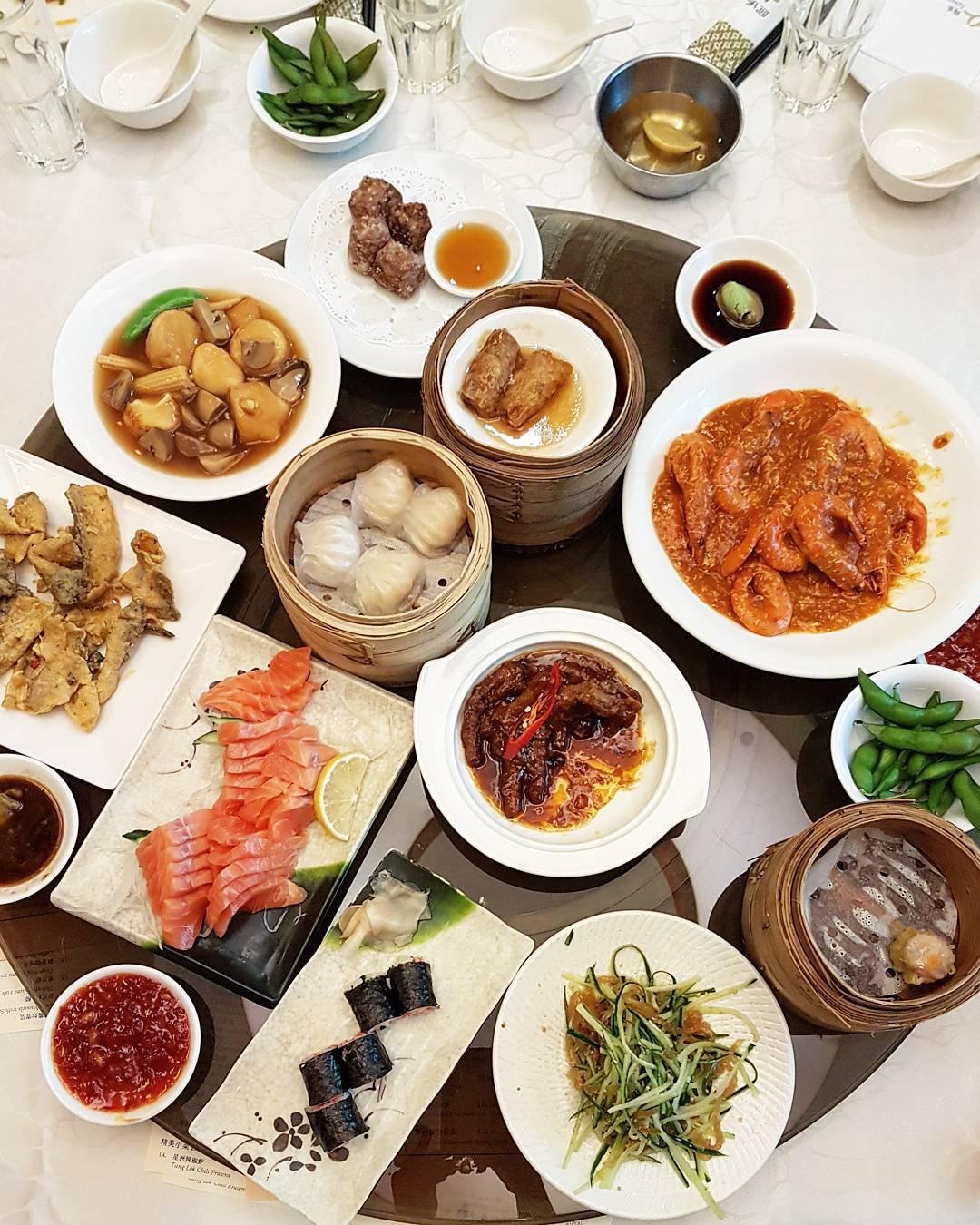 dim sum buffets - tunglok seafood