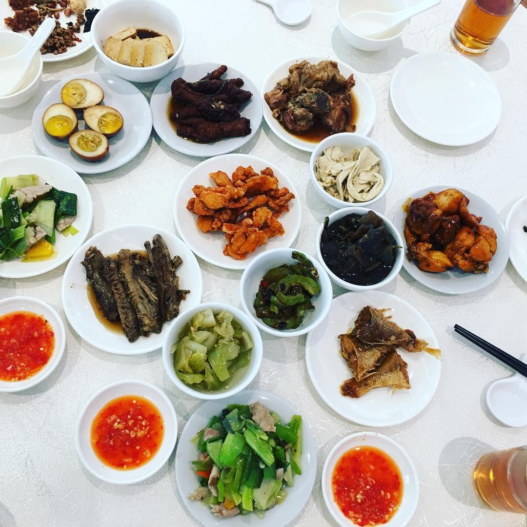 porridge buffets - gim tim restaurant