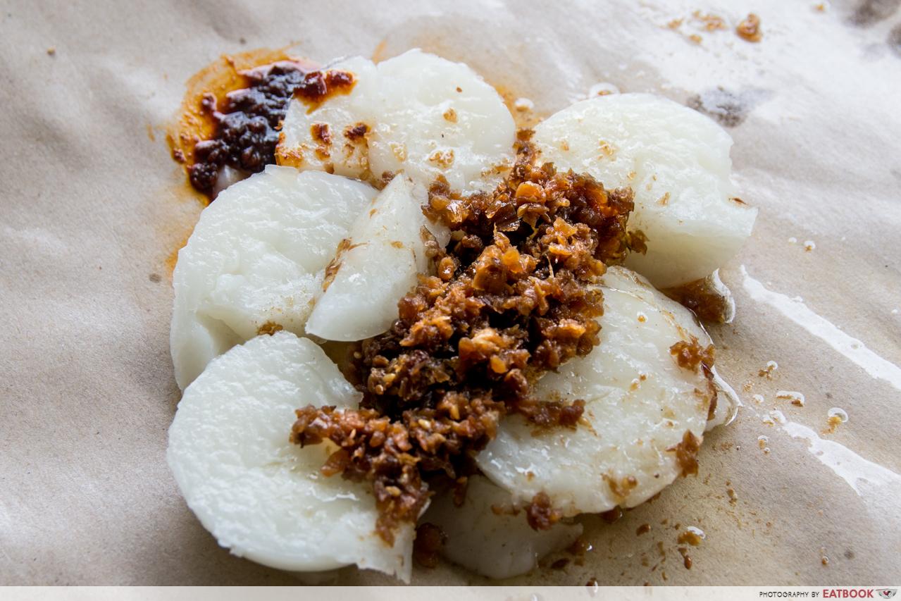 tiong bahru market - chwee kueh
