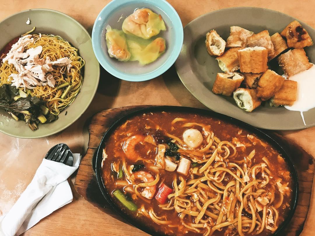 budget halal food - cahaya