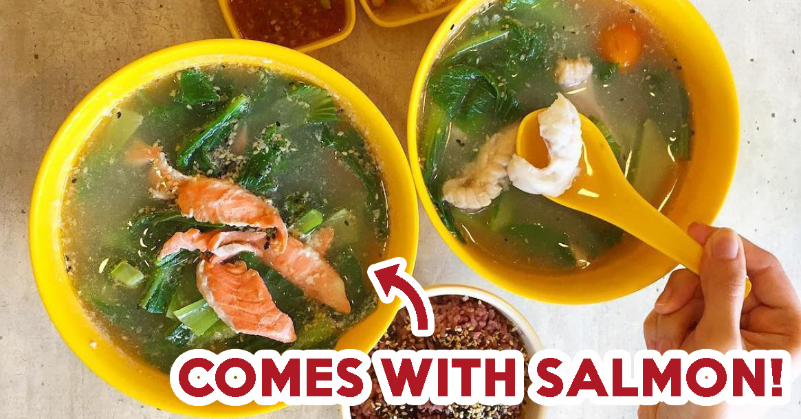 10 Famous Fish Soup Stalls Worth Queuing Half An Hour At