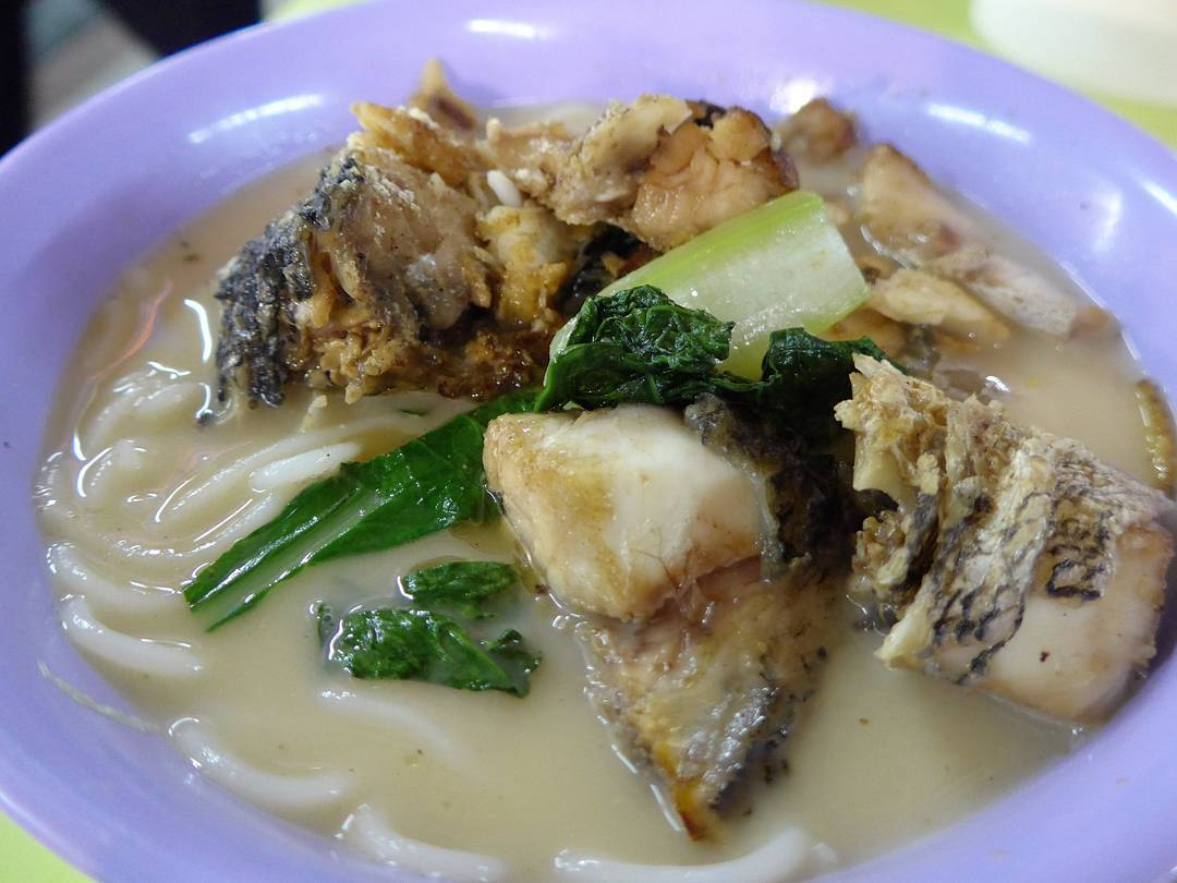 famous fish soup - mr fish