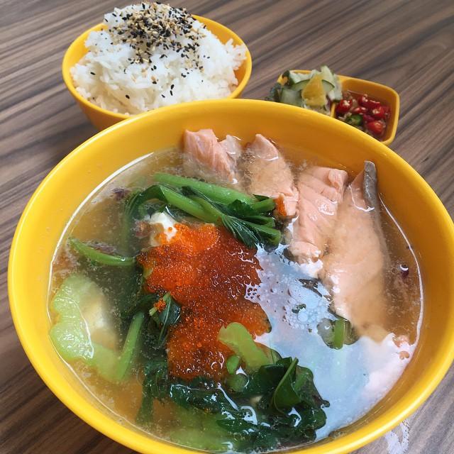 famous fish soup - wang yuan
