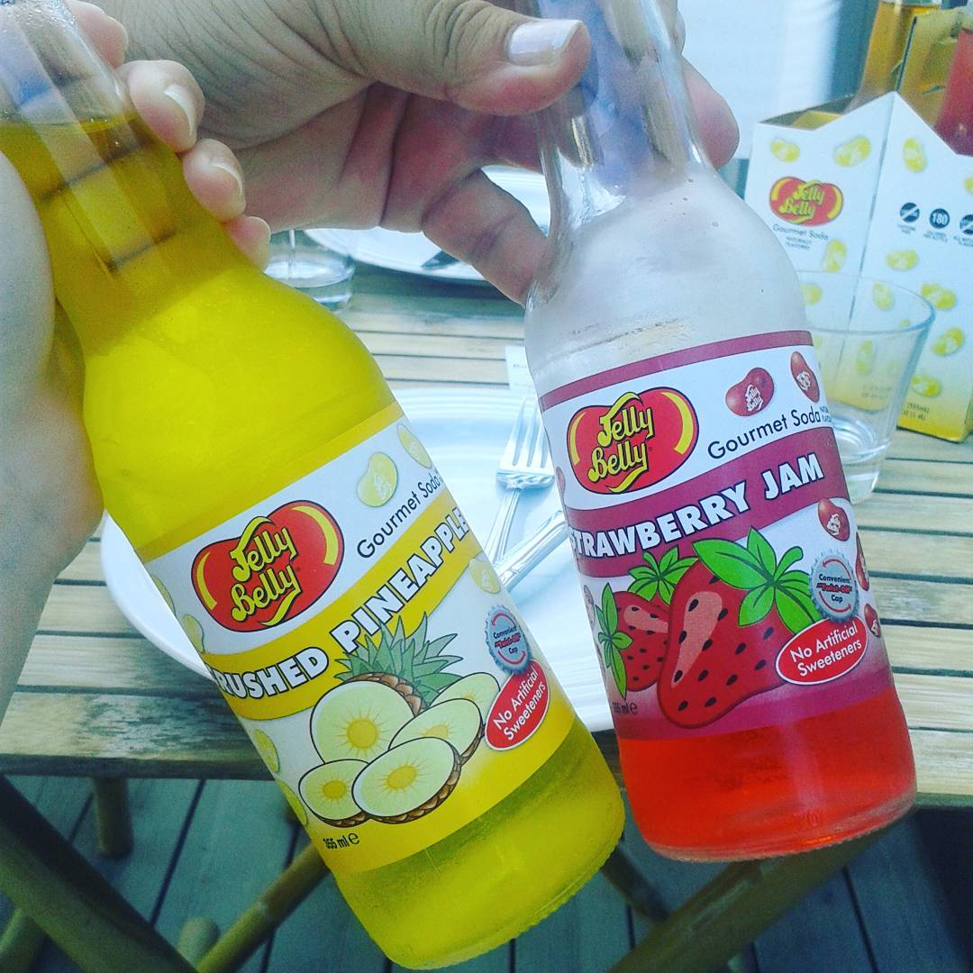 next-level snacks - jelly belly drinks