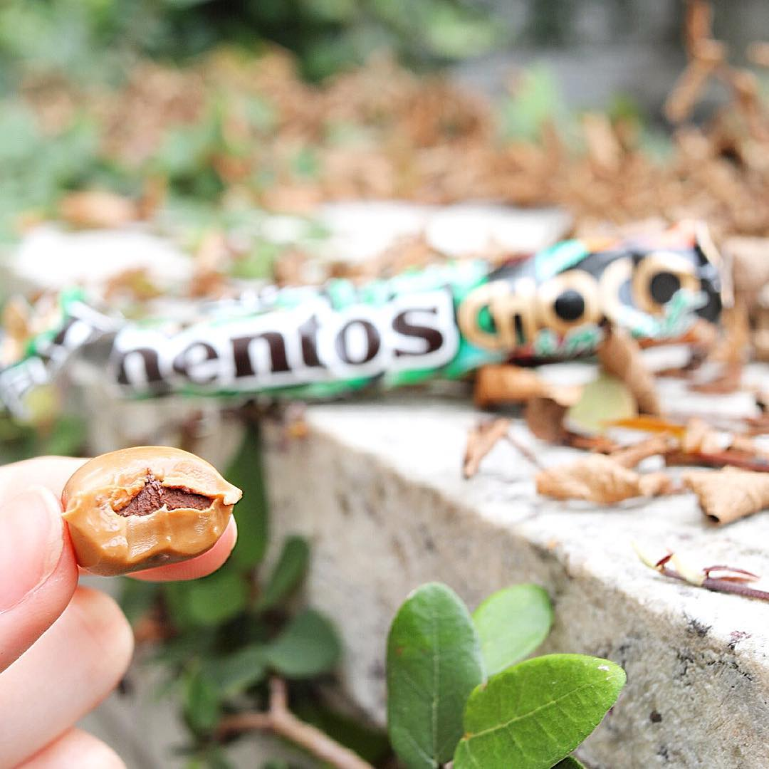 next-level snacks - mentos