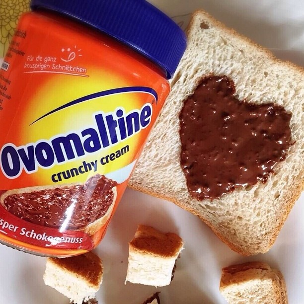 next-level snacks - ovomaltine