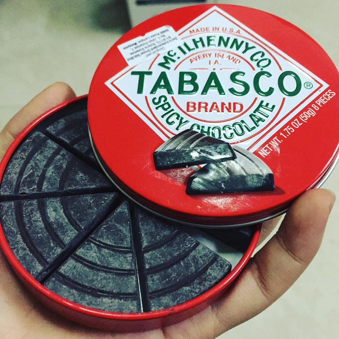 next-level snacks - tabasco
