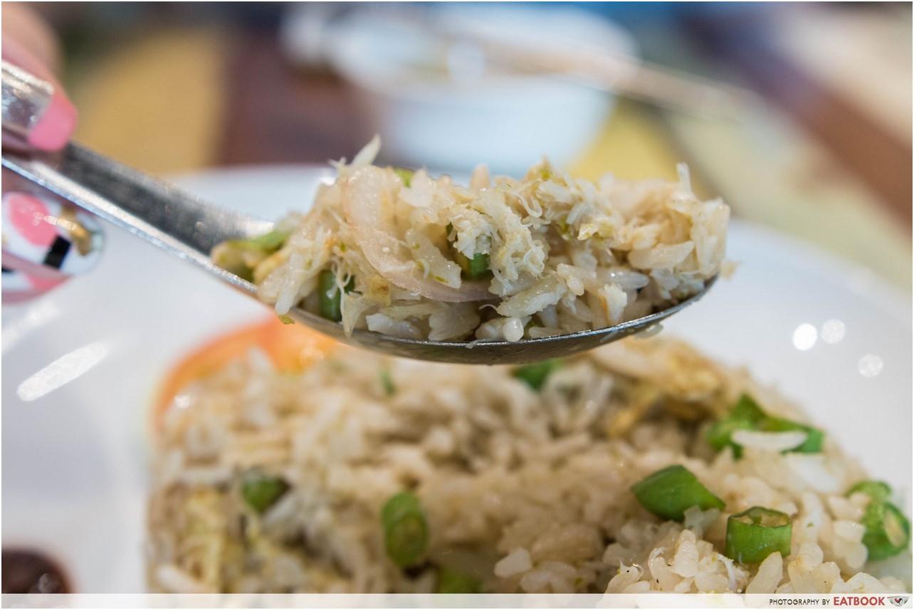 tomyum mama - rice