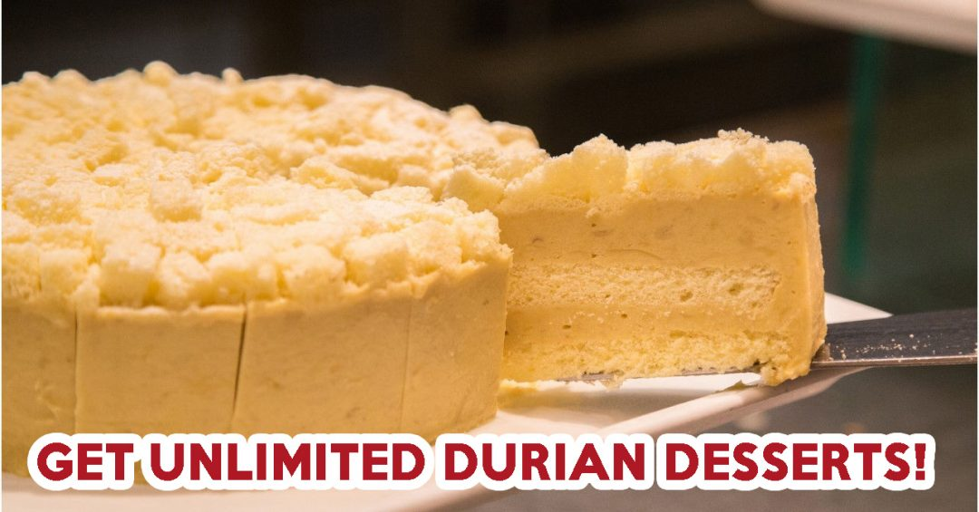 DURIAN BUFFET - FEATURE