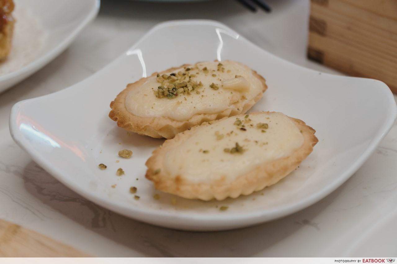 Dim Sum Place - cheese tarts