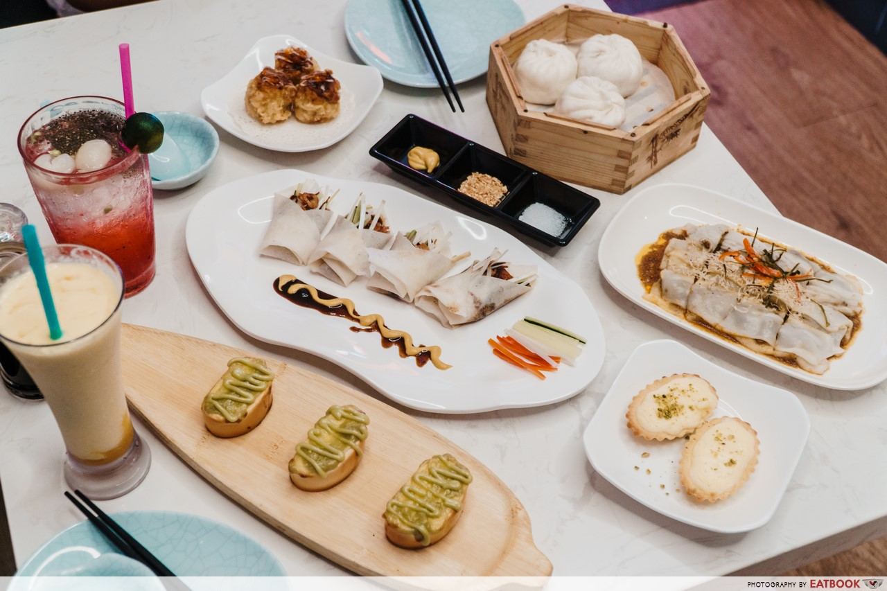 The Dim Sum Place Review: Halal-certified Dim Sum With Deep-fried Siew Mai  At Bugis - EatBook.sg - New Singapore Restaurant and Street Food Ideas &  Recommendations