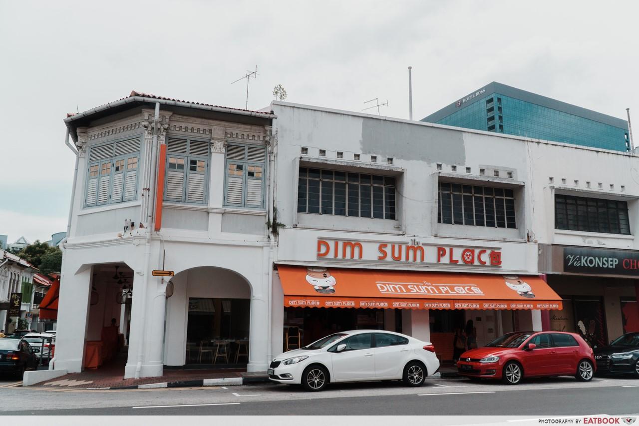 Dim Sum Place - storefront