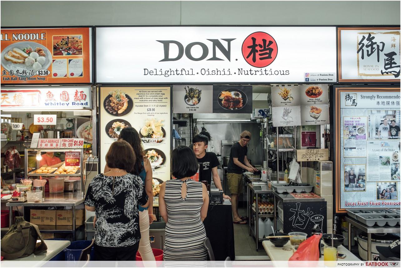 Don Jalan Besar - storefront