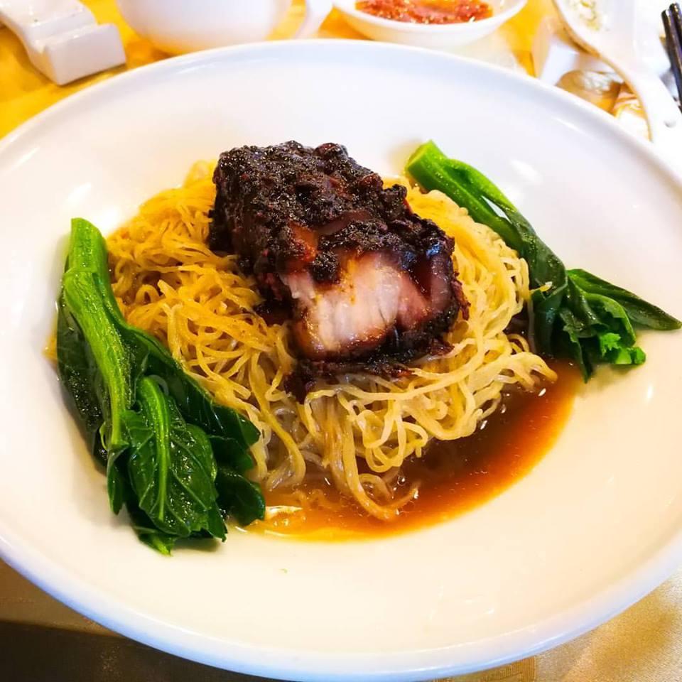 Atas Hawker Dishes - chef kang