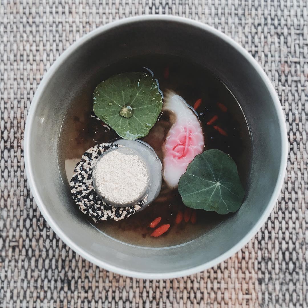 Farrer Park Cafes - Non Entree Desserts