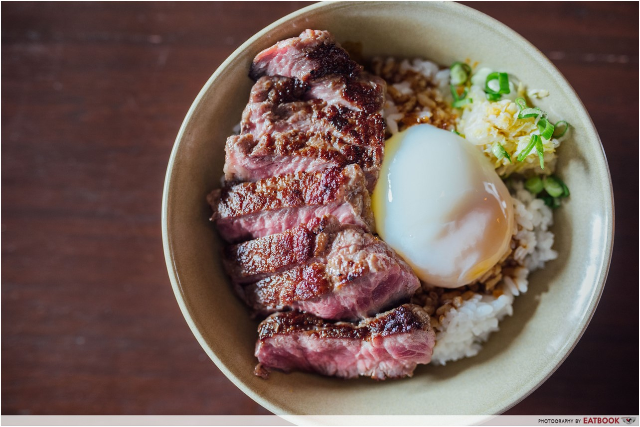 Five Ten - beef bowl