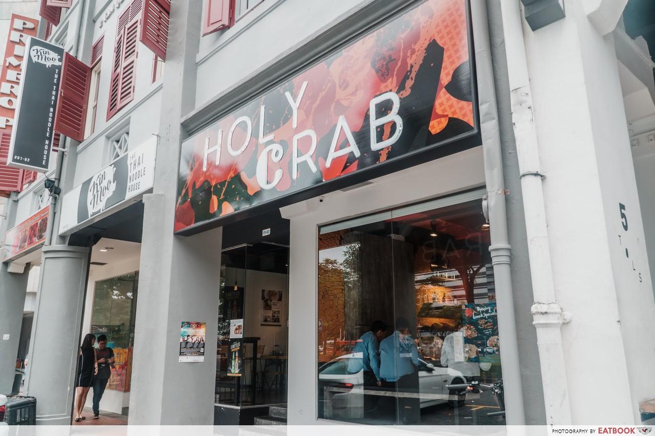 holycrab - storefront