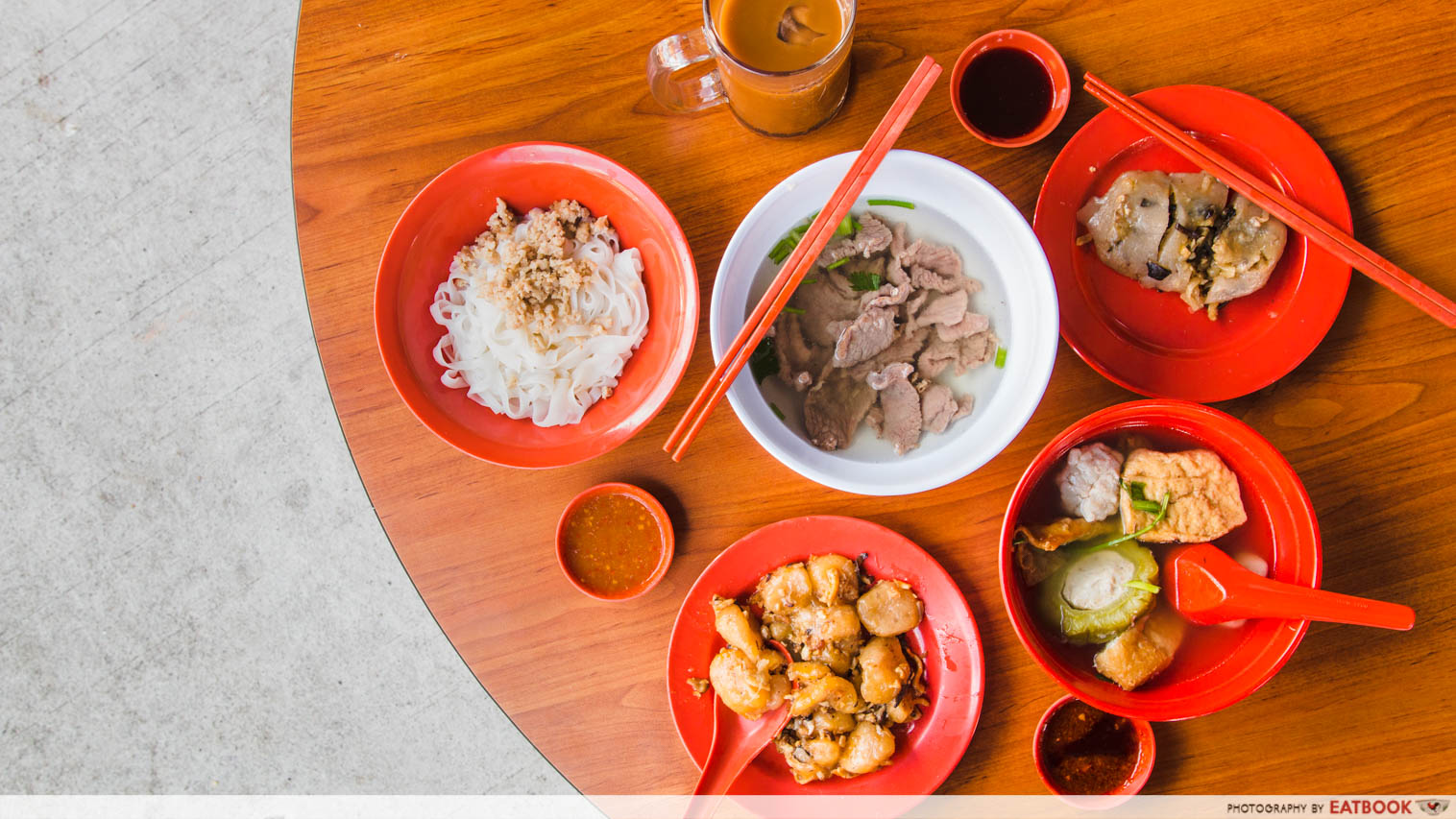 Jalan Besar hawker - the beef house