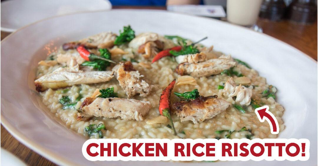 Jamie's Italian - chicken risotto feature