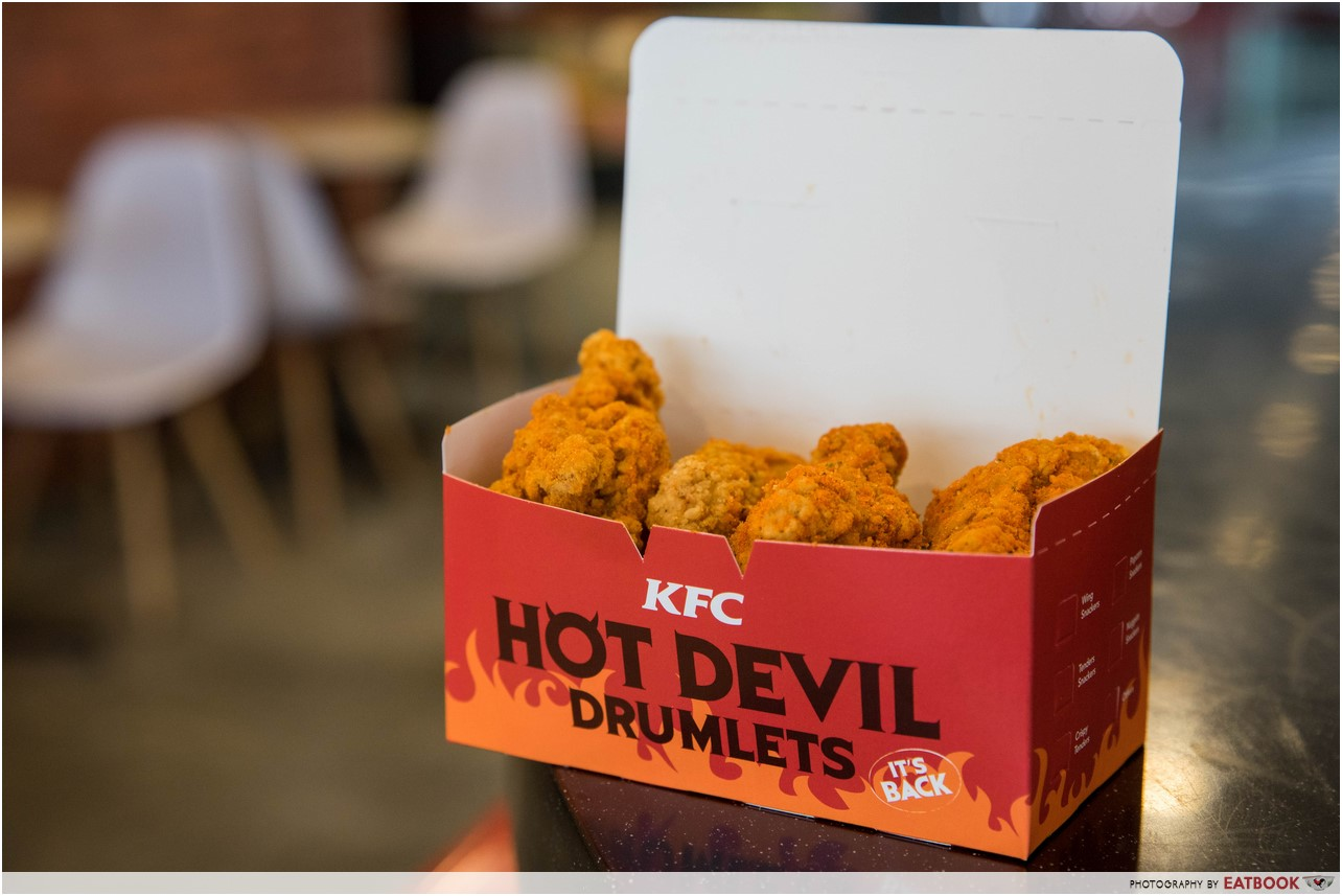 hot devil drumlets - hot devil drumlets