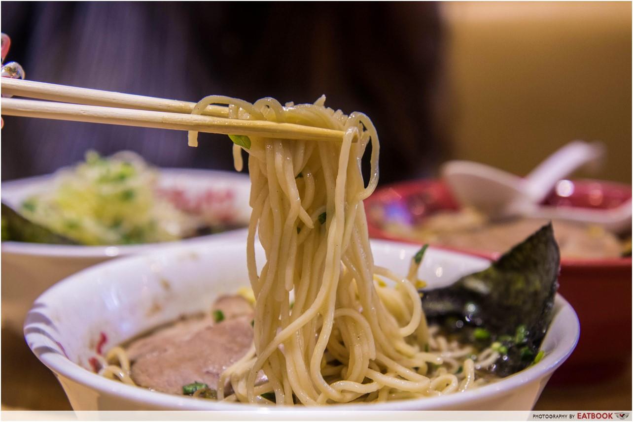 nantsuttei - noodles