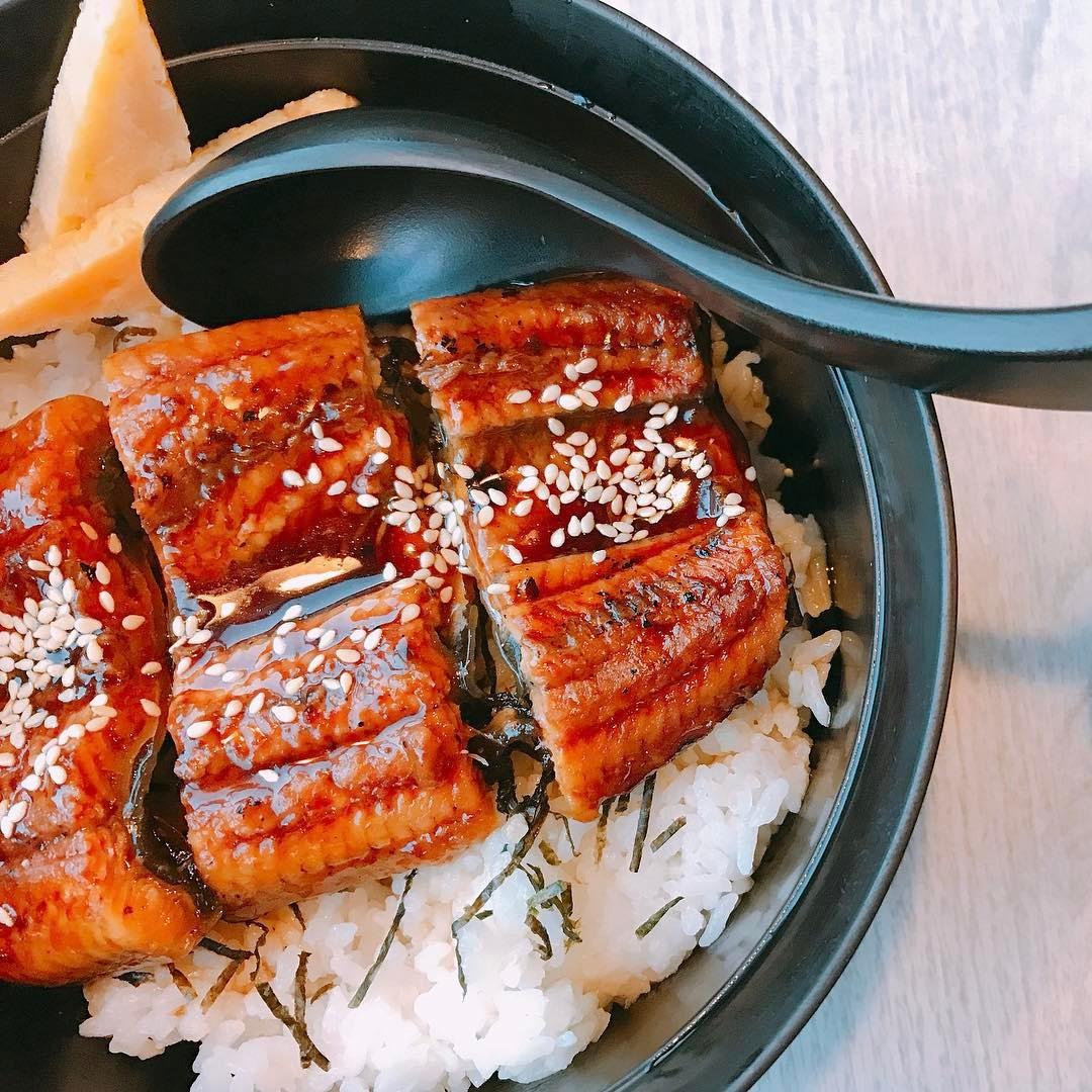 Unagi don - Kinsa Sushi