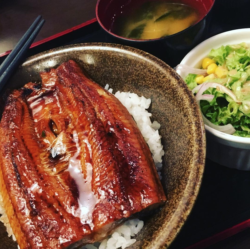 how to cook unagi don