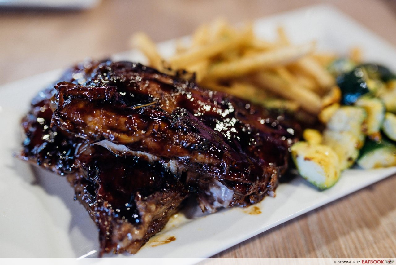 Wicked Grill - ribs