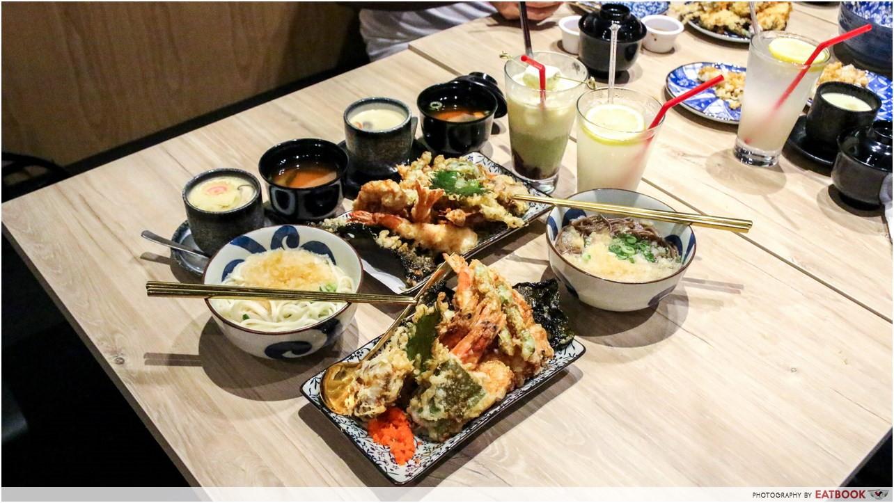 affordable tempura don - kogane yama