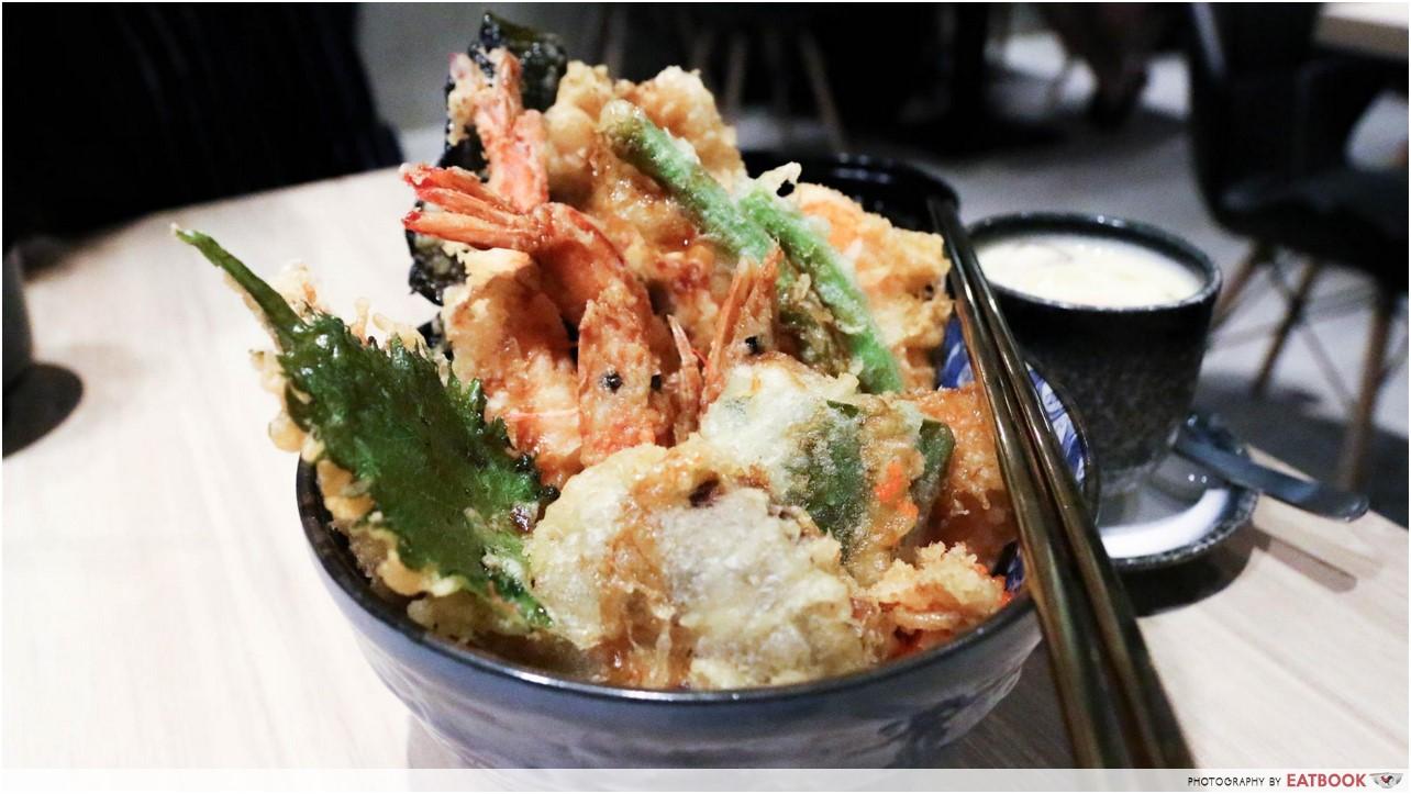 customisable spicy food - kogane yama
