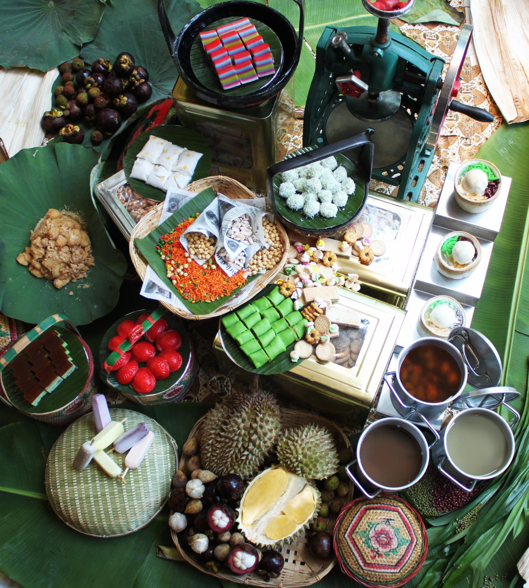 durian buffets - food capital