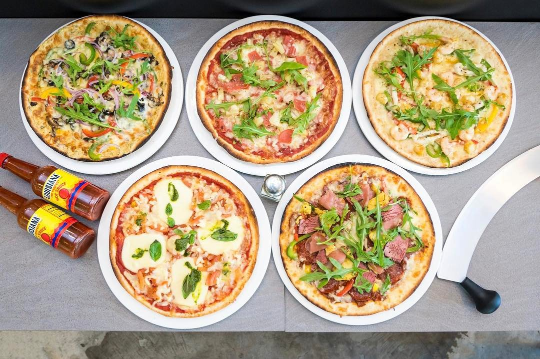 food delivery lobangs - pizza 101