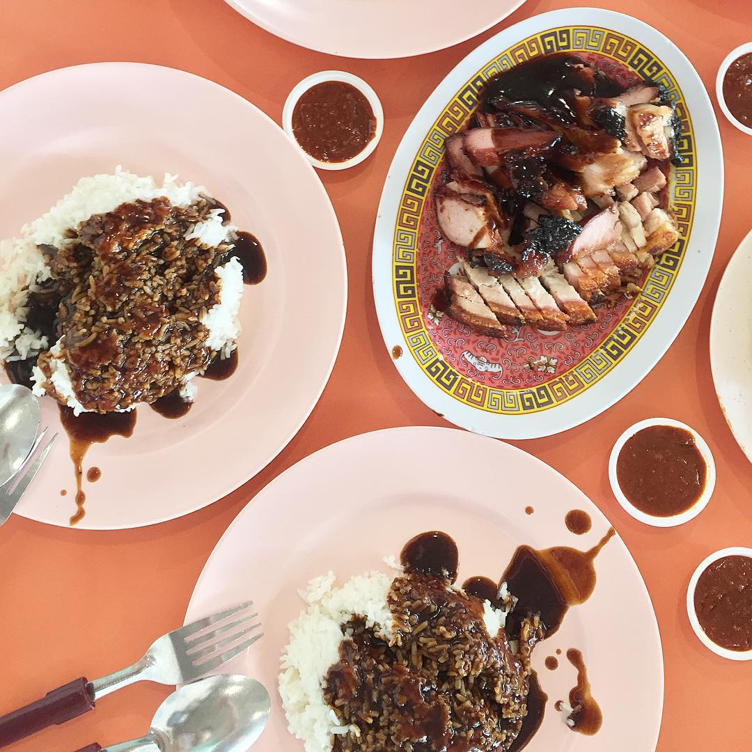 hougang food - fatty cheong