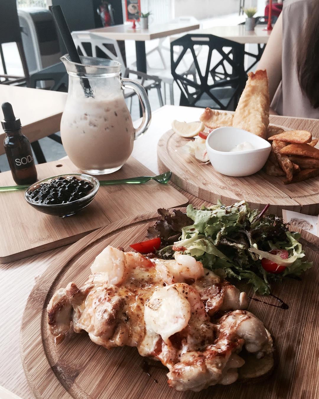 hougang food - sod cafe