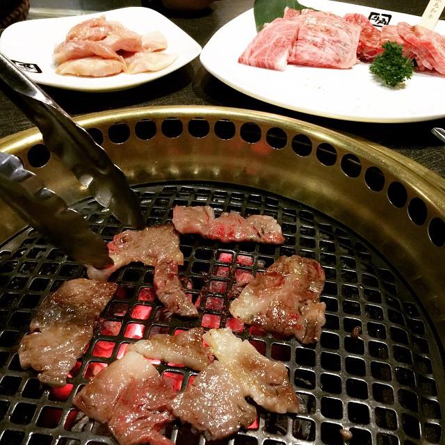 wagyu buffet - gyu-kaku