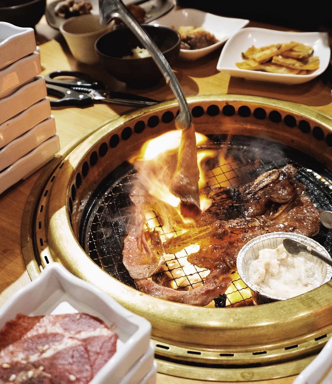 wagyu buffet - shaburi and kintan