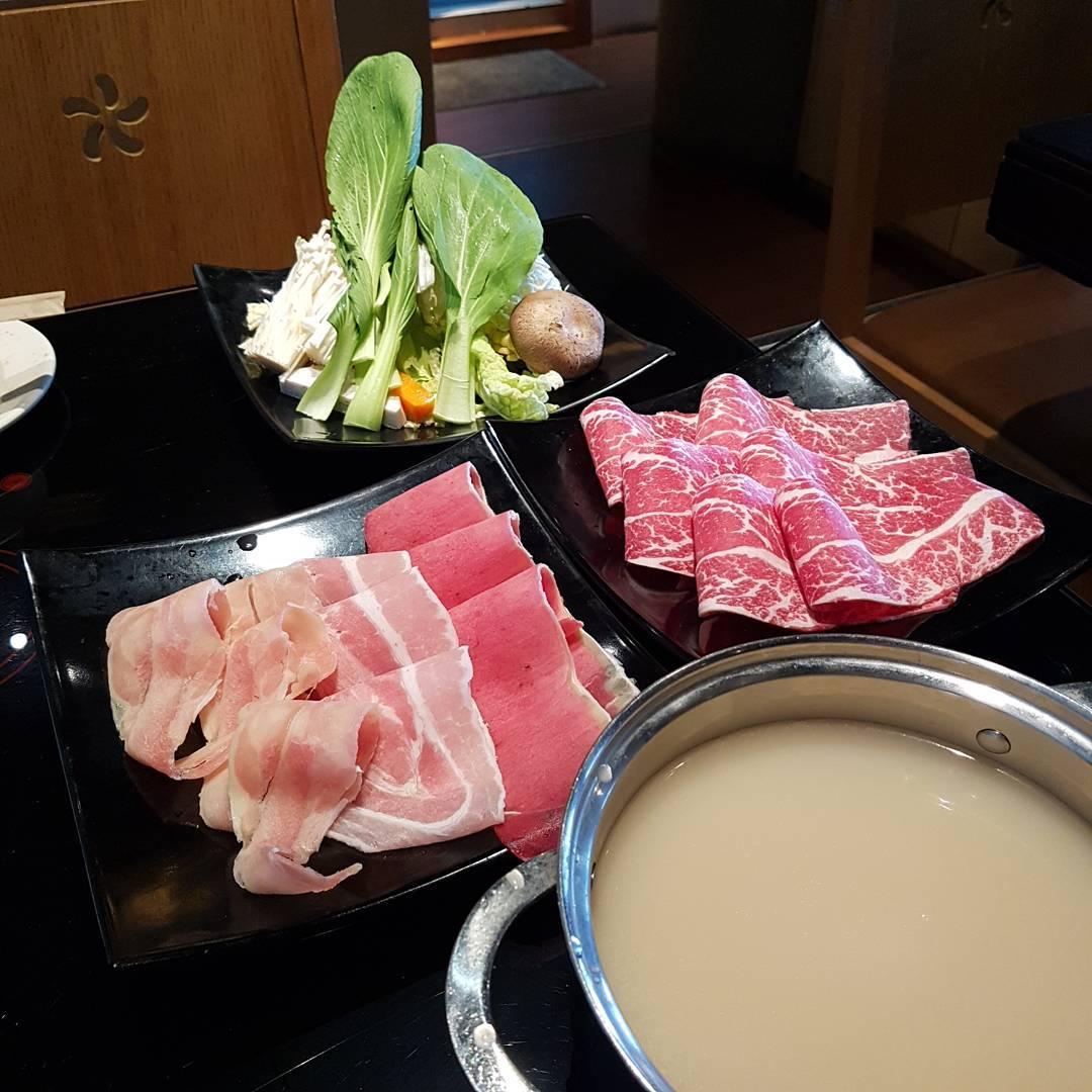 wagyu buffet - shabuya and shochu