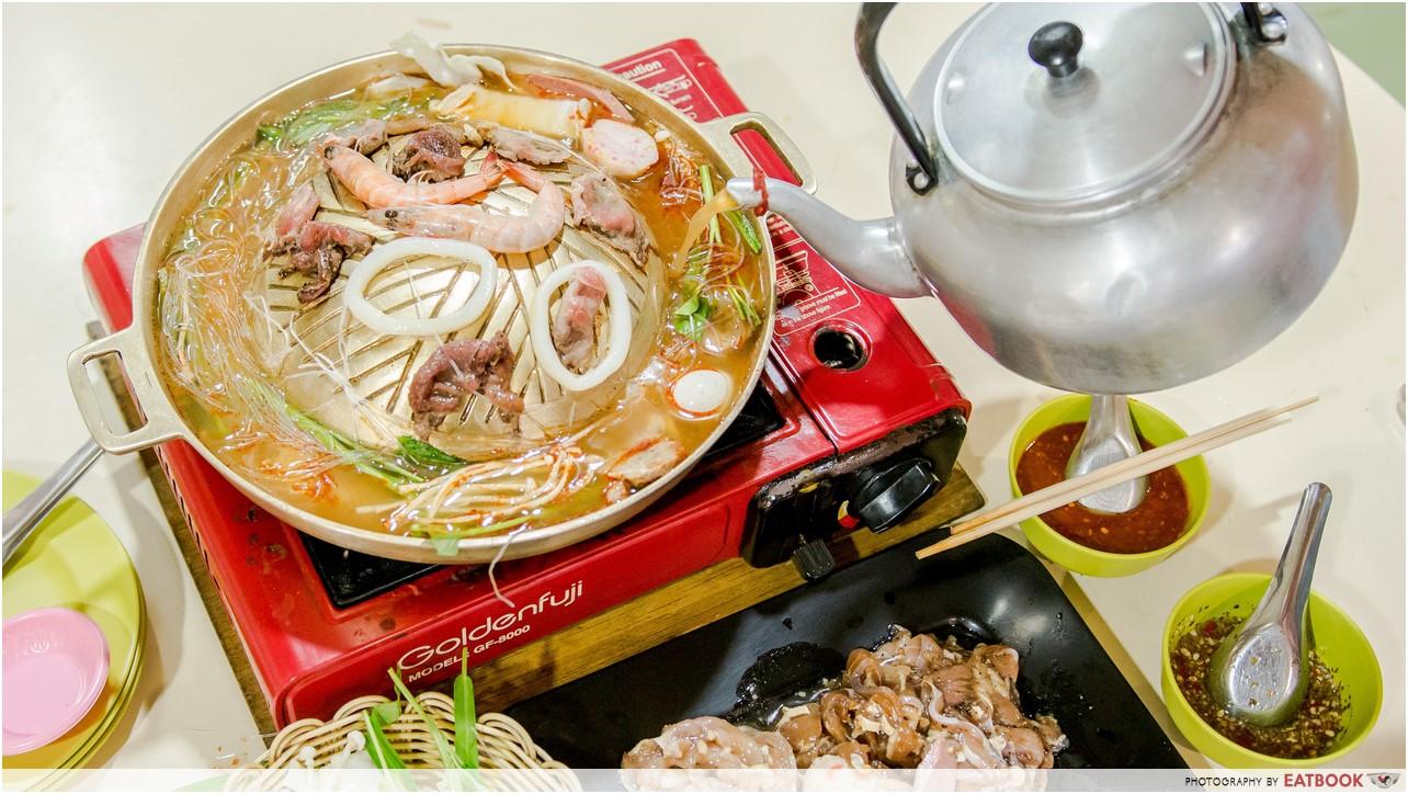 Affordable Mookata - Sedap Thai