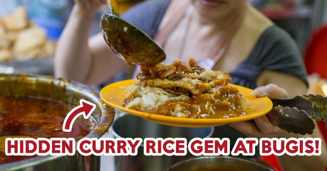 Bugis Eleven Fingers Curry Rice - ft