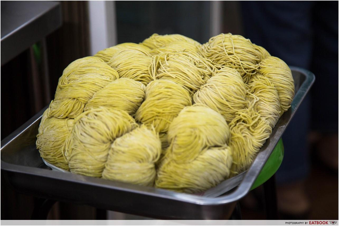 chilli king - noodles