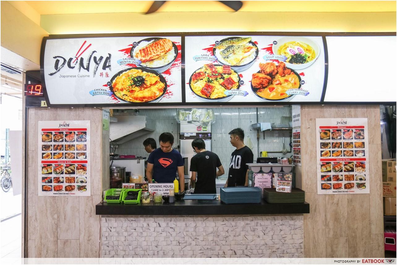 Donya Japanese Cuisine - donya