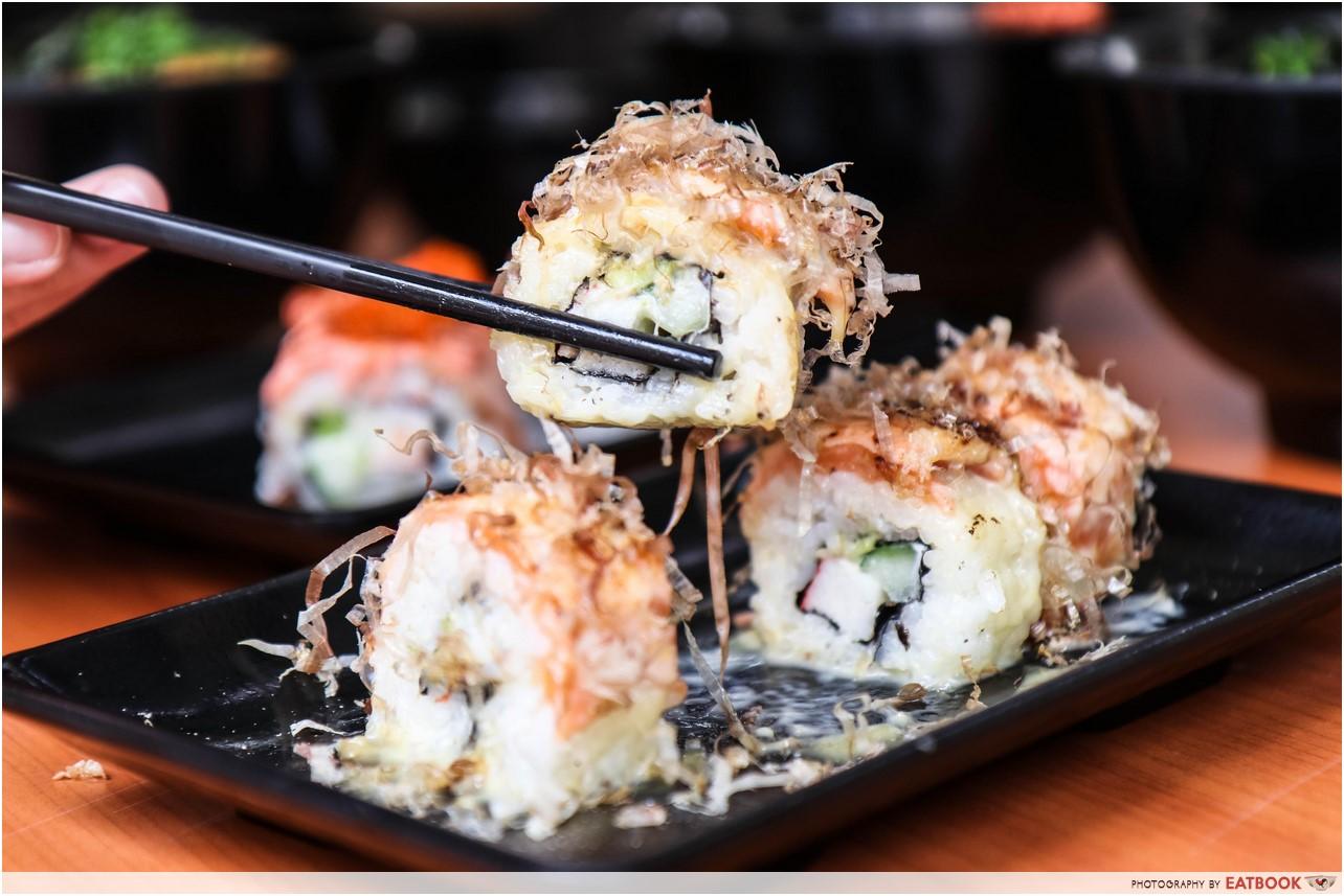 Donya Japanese Cuisine - maki donya