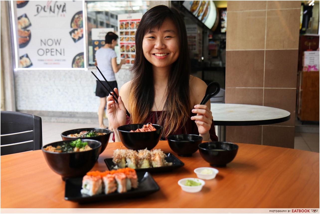 Donya Japanese Cuisine - me