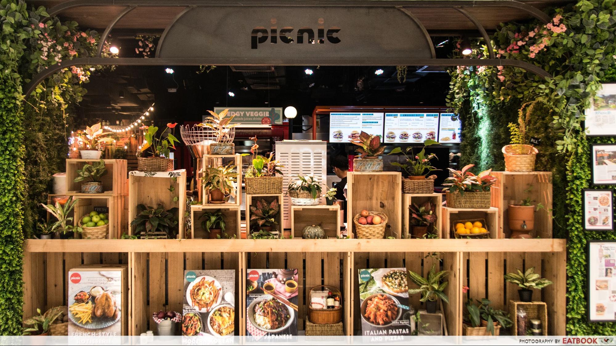 Ezo-Hokkaido Eats - picnic
