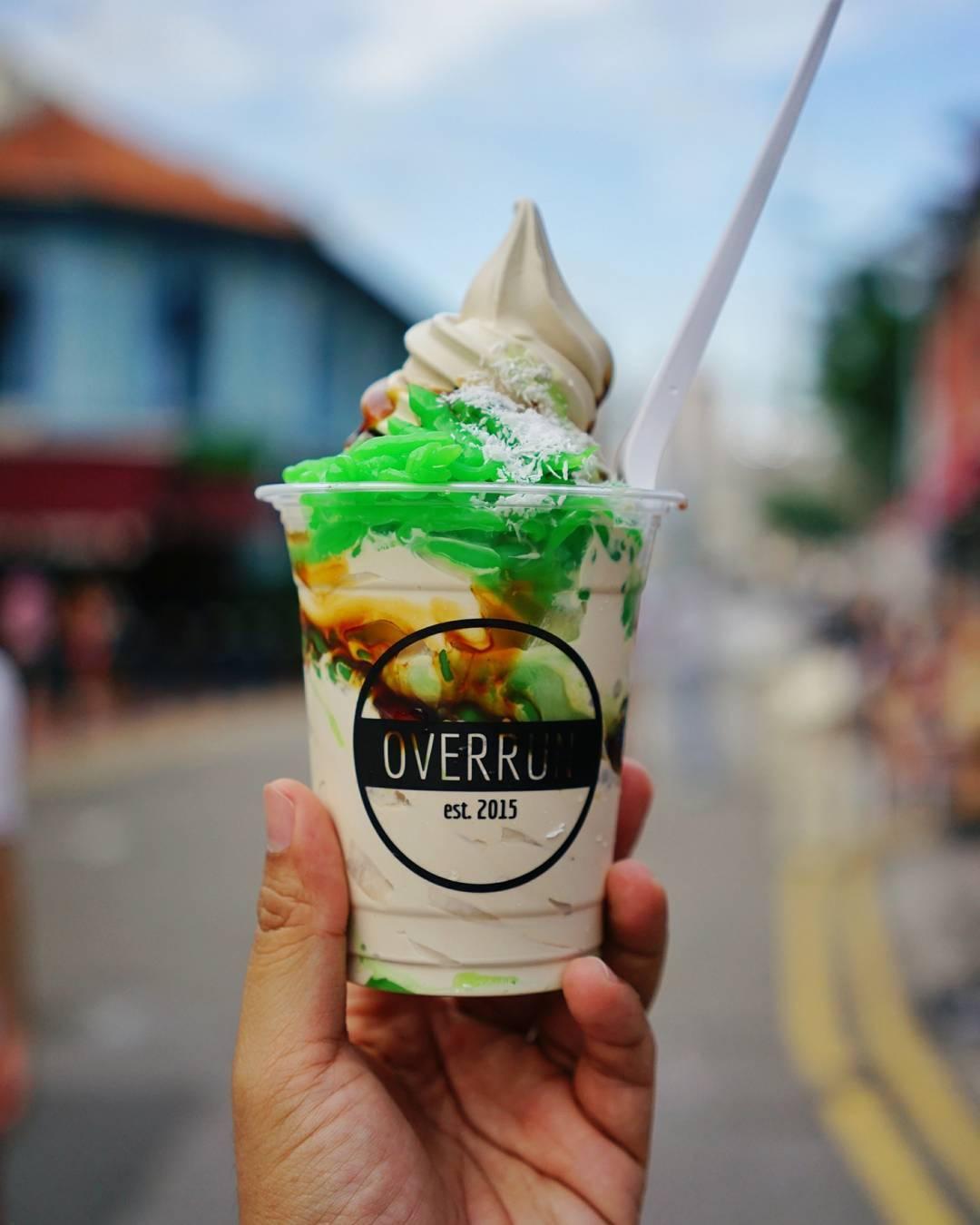 Gula Melaka Desserts - 4