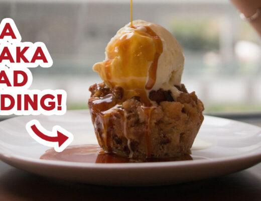 Gula Melaka Desserts - feat
