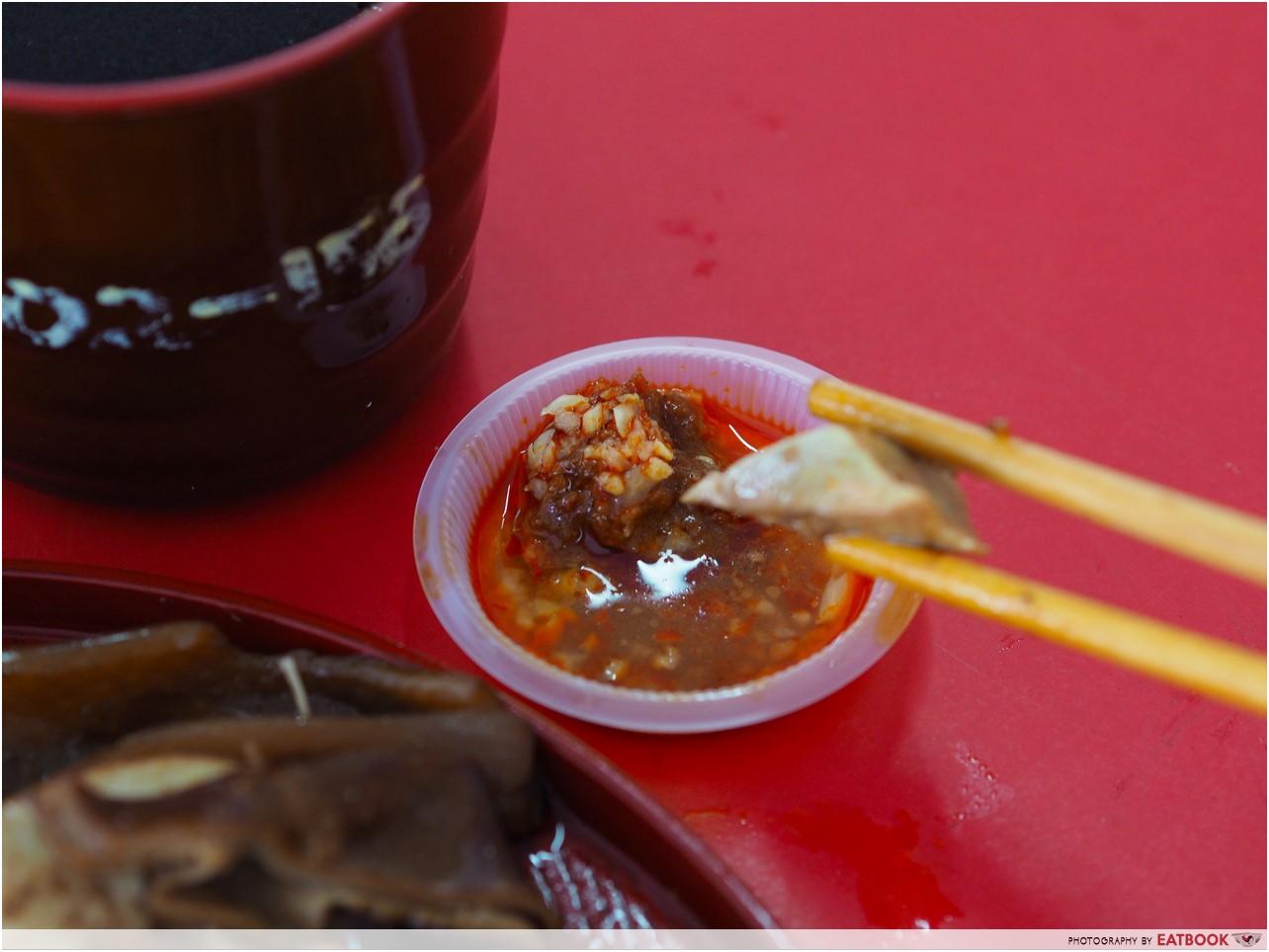 Jin Ji Braised Duck - chilli (Copy)