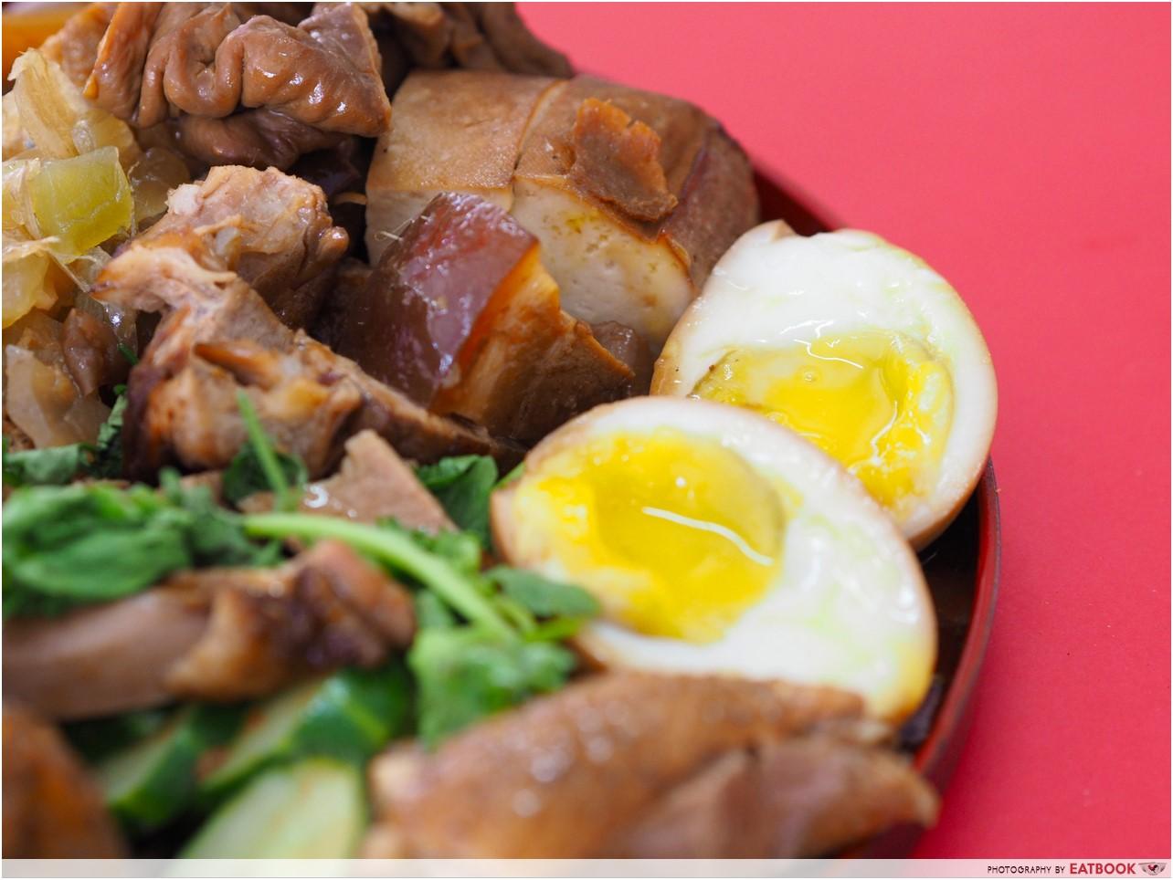 Jin Ji Braised Duck - egg (Copy)